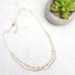 Jewelry - NEW Delicate Layered Choker